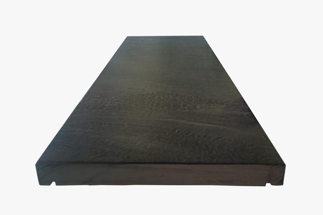 Couvre mur ardoise 100X30X3cm