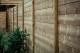Poteau intermédiaire 9x9x180 cm rainures 5.6cm