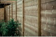 Poteau angle 9x9x175 cm rainures 5.6cm