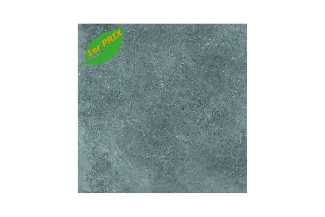 Dalle céramique 60x60x2cm 1er Prix Maya Anthracite