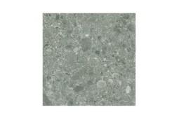 Dalle céramique 60x60x2cm Terrazzo Grigio
