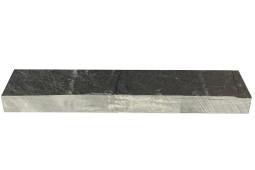 Piquet Ardoise noire Clivée 100X10X6CM