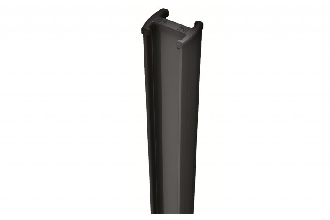 poteau acier 200 cm