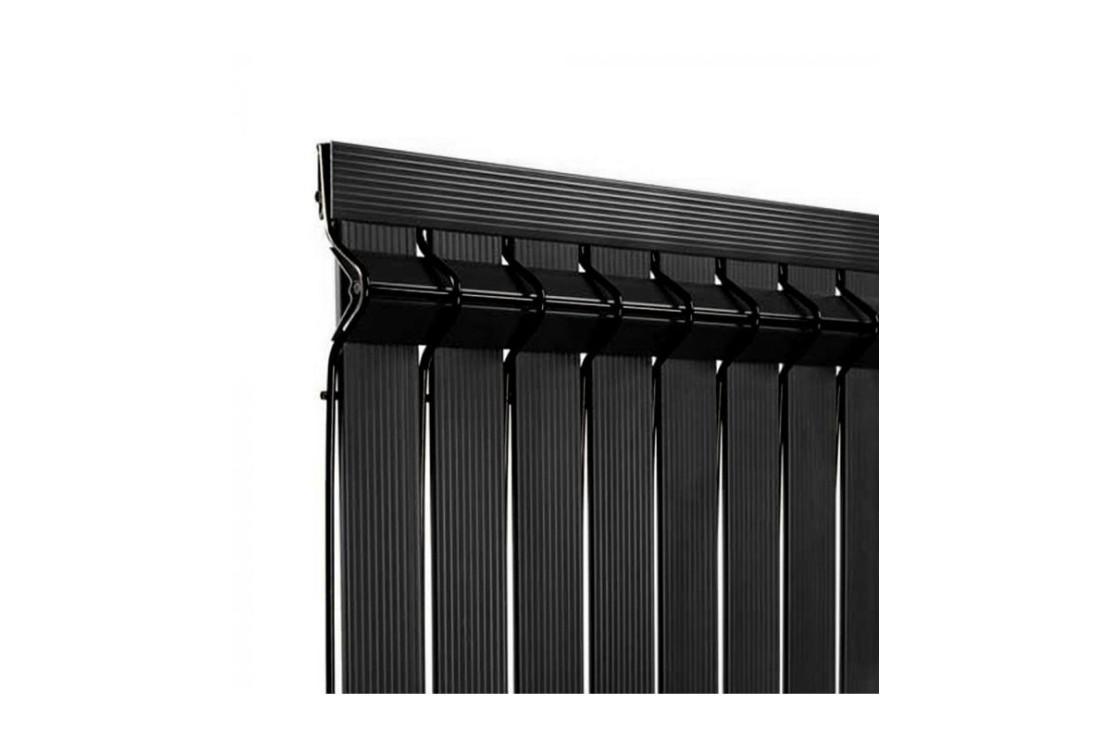 Kit occultant noir H:153 cm