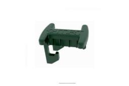 Capuchon poteau acier vert