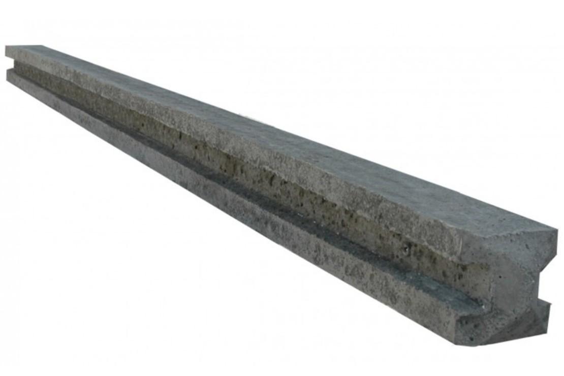 Poteau béton H:260cm 12X12cm