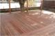 Lame de terrasse MACARANDUBA 21x145mm 1face x2 peigne