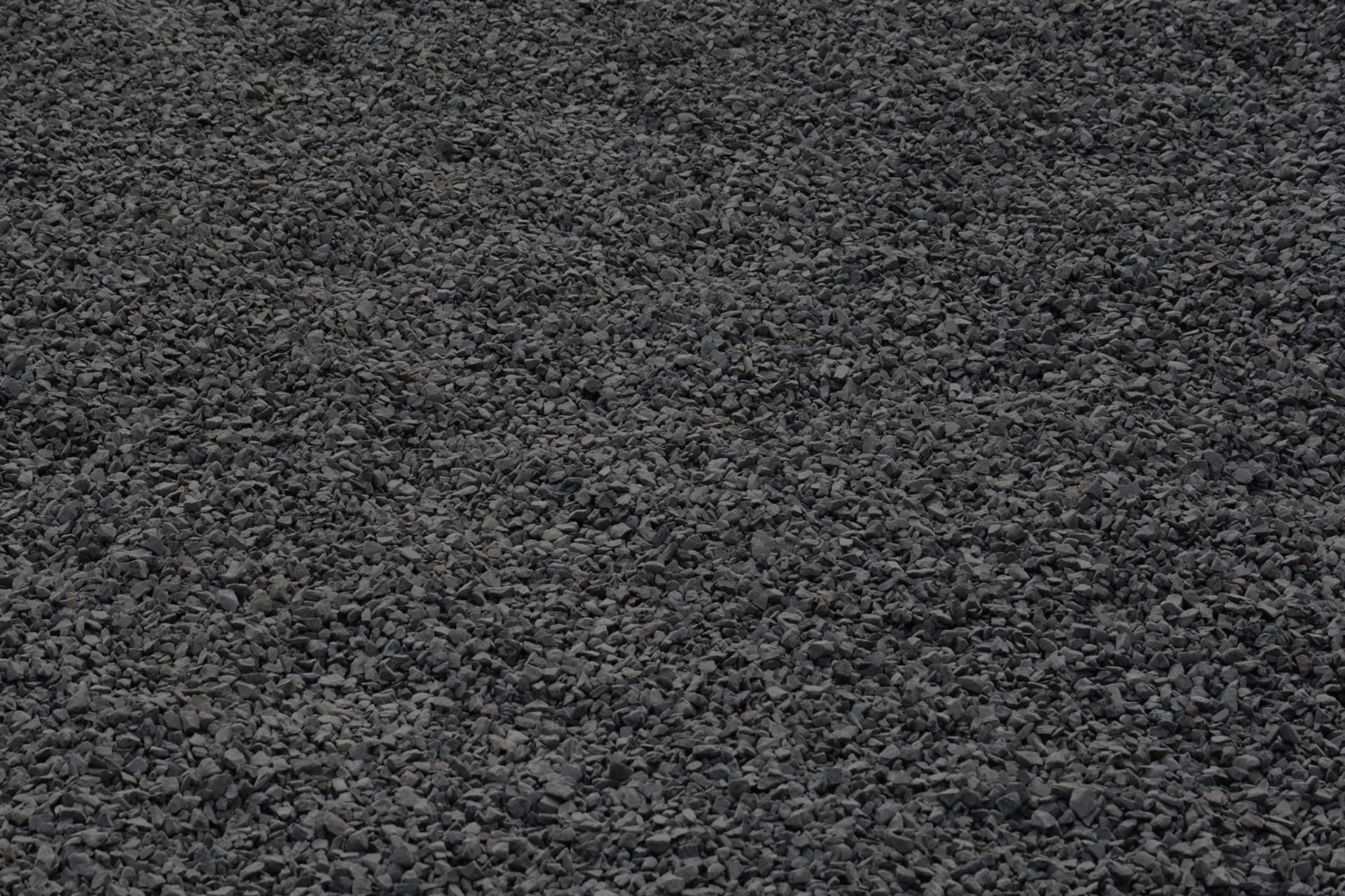 Gravier noir en vrac - Aménagement extérieur - Décovrac
