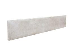 Plaque de soubassement droite 50 cm