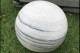 Sphère Marbre Blanc et Noir