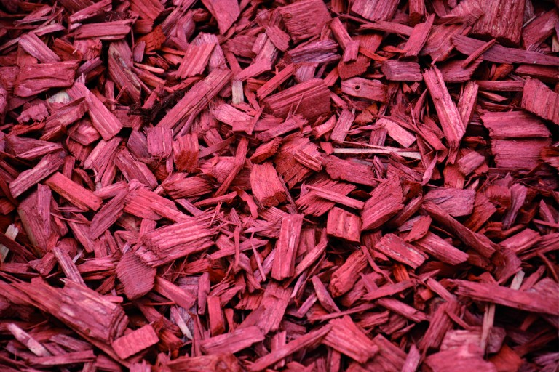 Big bag 1m3 Plaquette coloré rouge 20/40mm