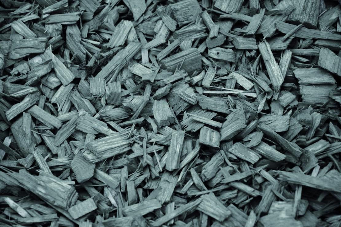 Vrac Paillage coloré gris ardoise 20/40mm